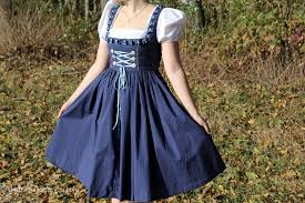 Dirndl Pattern Extraordinary My Handmade Dirndl This Blog Is Not For You