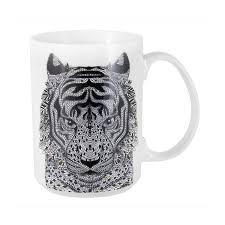 <b>Кружка Home</b> and <b>Style</b> Wild Тигр 500 мл (1002259789) купить в ...