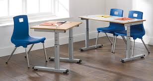 height adjule tables with st chairs available separately