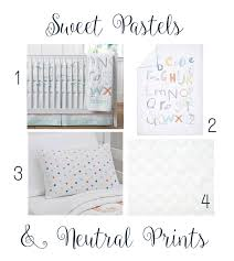 planning a gender neutral nursery for baby 2 with pottery barn kids 5