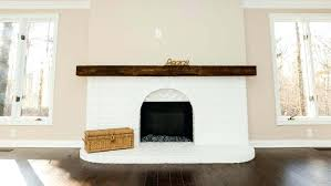interior fireplace paint painted brick fireplace gas fireplace interior paint