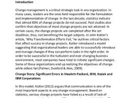 essay changer change in perspective at com org sample essay on change management