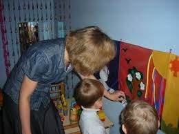 Планирование сенсорного развития детей раннего возраста Развитие  Дидактические игры и упражнения проводятся с помощью материалов сенсорного уголка в группе или в сенсорной комнате детского сада