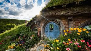 Image result for image hobbiton movie set