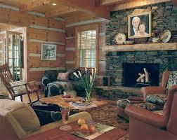 custom log home near banner elk nc built by mountain construction