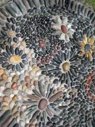Small Picture 935 best Pebble Mosaics images on Pinterest Pebble mosaic