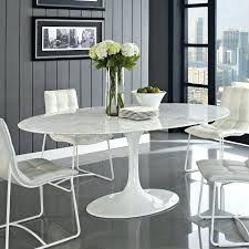 top 5 gorgeous white marble round dining tables white marble marble round dining table faux marble