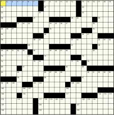 Course Designer Crossword Puzzle Clue Post Partnership For Age Friendly Communities