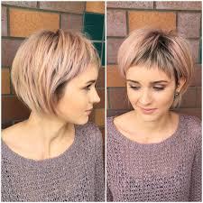 best short hairstyles for fine hair women short hair cut designs