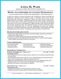 Accounts Receivable And Payable Resume Resume For Study
