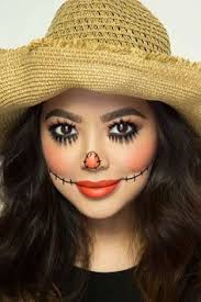 18 newest makeup ideas to plete your look scarecrow makeup