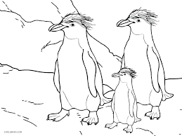 Penguin Coloring Pages Printable Penguin Coloring Pages Penguin