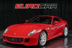 The power is produced by a dry sumped naturally aspirated engine of 6 litre capacity. Ferrari 599 Gtb Fiorano 2dr Car 12 Cylinder Engine 6 0l 366 Used Classic Cars