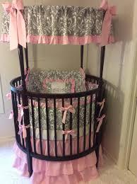 fresh round crib beddinground crib sets