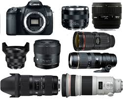 Canon Eos Lens Chart Best Lenses For Canon Eos 60d Camera Times