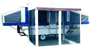 diy retractable rv awning pop up camper canopy medium size of complete replacement bag awn
