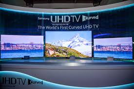 samsung curved tv 105. the new u9000 uhd tv series at 65-inches (right), 78- samsung curved tv 105 t