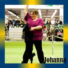 Nordic Championchip judge Johanna Lehman