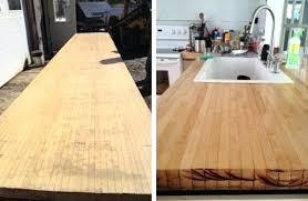 diy wood kitchen countertops counters wooden worktop