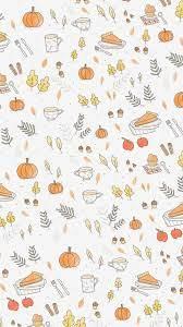 Thanksgiving wallpaper, Cute fall wallpaper