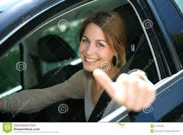 Of Car Student Teenager Attitude With Positive Stock 31546236 - Image Girl Driving Photo