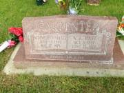 W.M. 'Mart' Carpenter 1887 - 1970 BillionGraves Record
