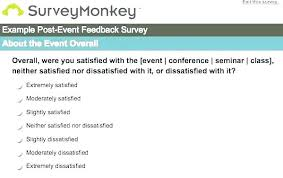post event survey questions template event survey template how event venue survey questions
