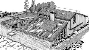 100  Bermed House Plans   Cottage Style House Plan 3 Beds 2 5 Earth Contact Home Plans