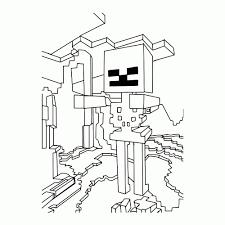 25 Nieuw Minecraft Poppetje Steve Kleurplaat Mandala Kleurplaat