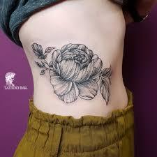 Tetování Kytka Tetování Tattoo