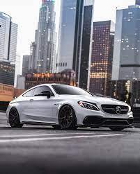 Downtown Dkf328 Mercedesbenz C63 Amg C63s Losangeles Mercedes Benz C63 Mercedes Benz C63 Amg Mercedes