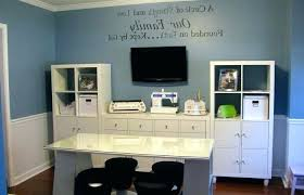 office room colors. Home Office Color Ideas Colors Dividers Partitions Simple Medium Size Design Room Wall .