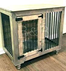 how to build an indoor dog kennel large inside designs on decorative crates within homemade kennels