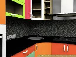 kitchen task lighting. Image Titled Choose The Proper Lighting For A Kitchen Step 2 Task