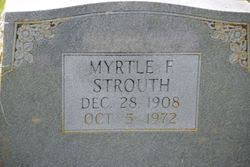 Myrtle Fleming Strouth (1908-1972) - Find A Grave Memorial
