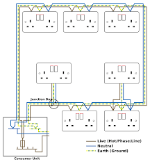 Wiring Outlets And Lights On Same Circuit Basic Electrical Home Wiring Diagrams Pdf Wiring Diagram