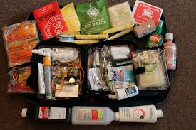 contents of first aid kit for camping survival preparedness