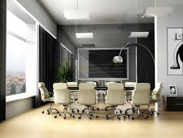 office interior design magazine. Fetching Design Ideas Of Office Interior With Rectangle Shape Divine Meeting Table And White Wheeled Swivel Chairs Magazine
