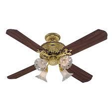 Art Deco Ceiling Fan