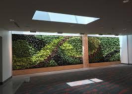 green wall lighting. Living Wall Gallery Green Lighting