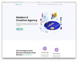 Single Page Website Design Template 37 Best Html5 One Page Website Templates 2019 Colorlib