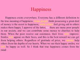 an essay on money cannot buy happiness persuasive essay money can t buy happiness term essays persuasive essay money can t buy happiness term essays