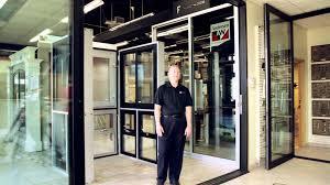 fleetwood windows and doors including norwood 3070 18 x10 multi sliding door