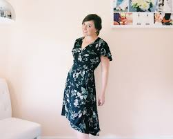 Sew Over It Patterns Delectable Sew Over It Eve Dress The Petite Passions