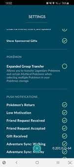 PokeMiners' In-Depth APK Teardown of 0.201.0 - Legendary & Mythical Mass  Transfer, Egg Rarity updates, New Pokemon & More: TheSilphRoad