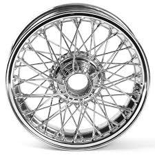Wire wheels moss motors