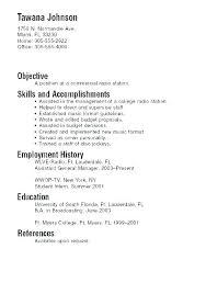 Sample Resume For Graduate School Application Resume For Graduate