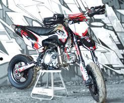 pitsterpro supermotard lxr150rr 2015 engine upower 150 4s racing