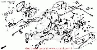 charming honda 350 es wiring diagram images electrical circuit 1996 honda fourtrax 300 wiring diagram at Honda 300 Atv Wiring Diagram