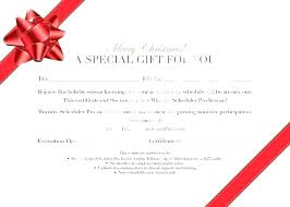 personalized gift certificates template free personalized gift certificates template free gift card sles free sle gift